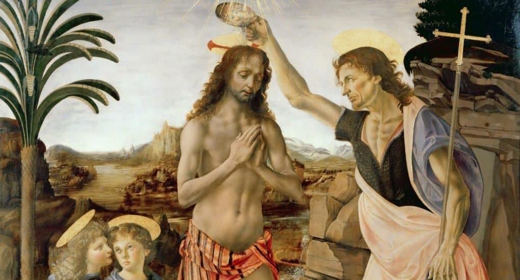 """Житие Иоанна Предтечи: """"Не восставал пророк больший..."""""""