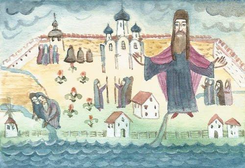 Святитель Филипп: митрополит, не испугавшийся Ивана Грозного - фото 2