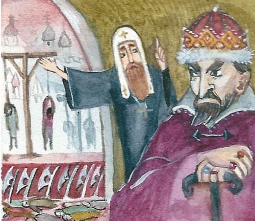 Святитель Филипп: митрополит, не испугавшийся Ивана Грозного - фото 4