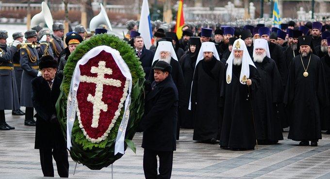 В Церкви помянули погибших защитников Отечества