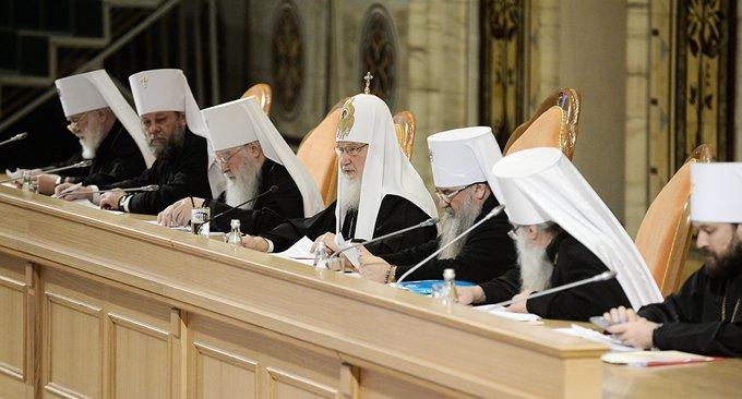 Патриарх Кирилл открыл Архиерейское Совещание