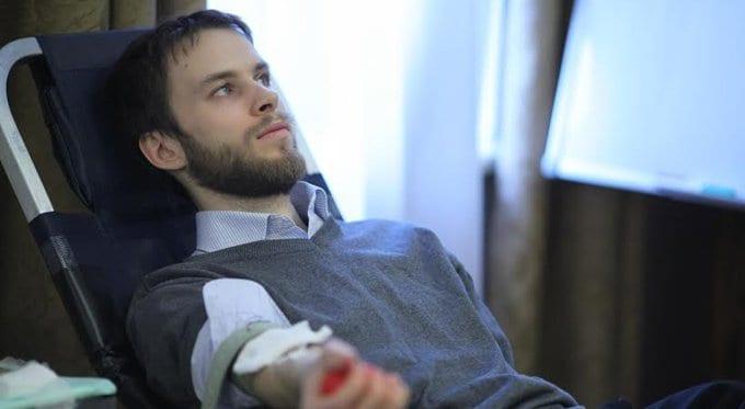 «Милосердие» просит сдать кровь для проходящих химиотерапию