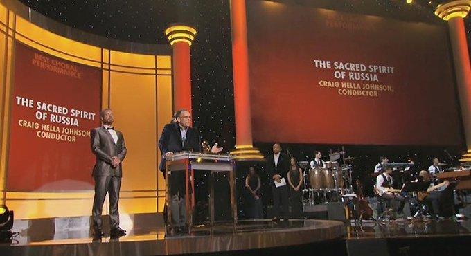 Хору из Техаса дали престижную премию за исполнение русской духовной музыки
