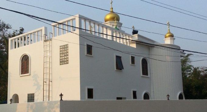 Еще один русский храм освятили в Таиланде