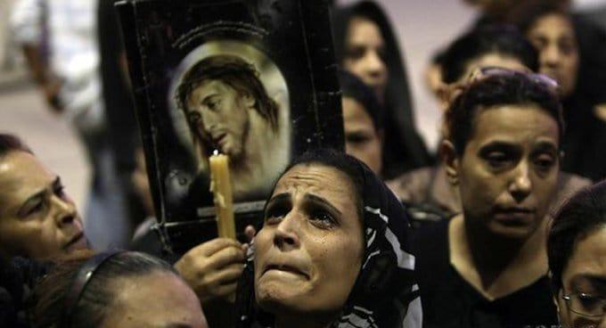Христиан притесняют в 75% стран мира