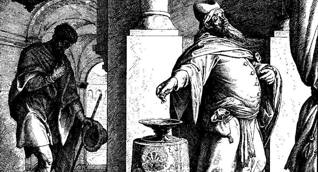 Когда неделя о мытаре и фарисее в 2020 году?