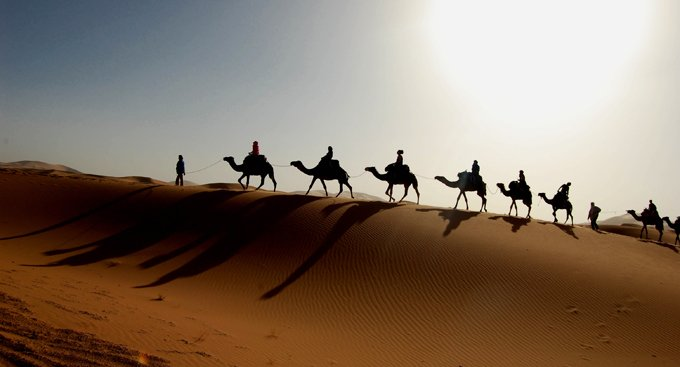 Православные путешественники попытаются покорить Сахару