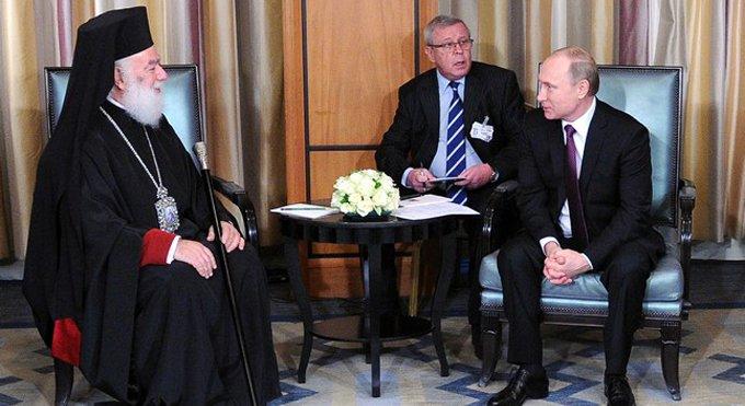 Президент призвал объединить усилия России и Египта в борьбе за нравственность