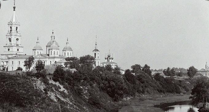 Сретенский монастырь на Тверской земле