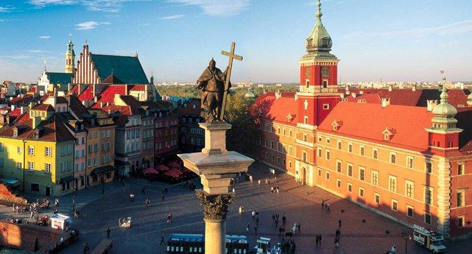 Впервые за сто лет в Варшаве построят православный храм