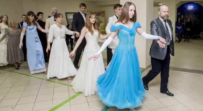 В Москве прошел бал, посвященный самым знаковым событиям года