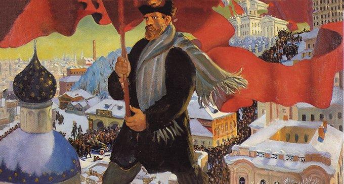 1917: Церковь в феврале