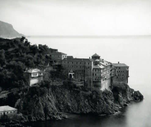 Григориат — греческий монастырь. Снимки второй миссии Петра Севастьянова в 1857 г.