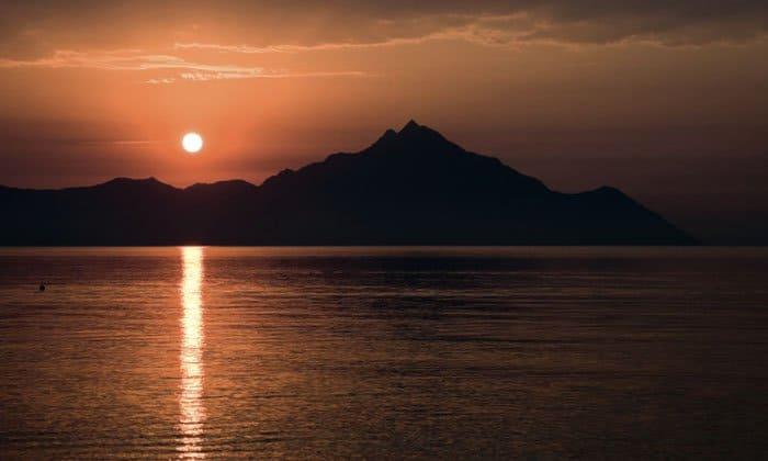 Святая Гора Афон. Фото Horia Varlan