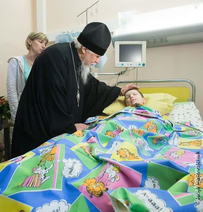Епископ Пантелеимон  и Ваня Воронов