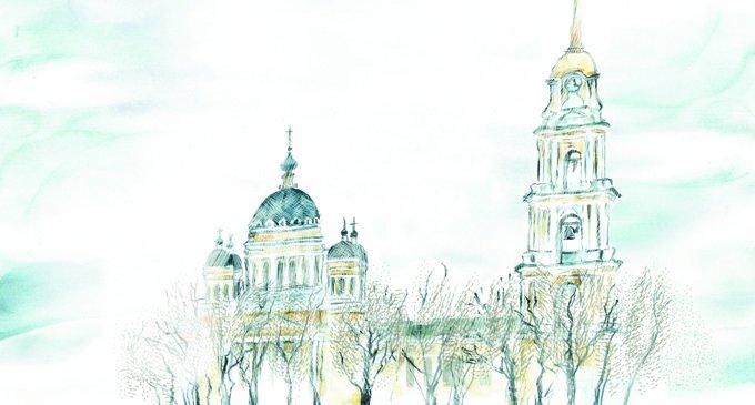 Максим Калинин. Колокольный завет