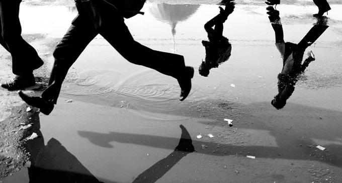 Ходить по воде, или Как пережить  кризис при помощи пшенички