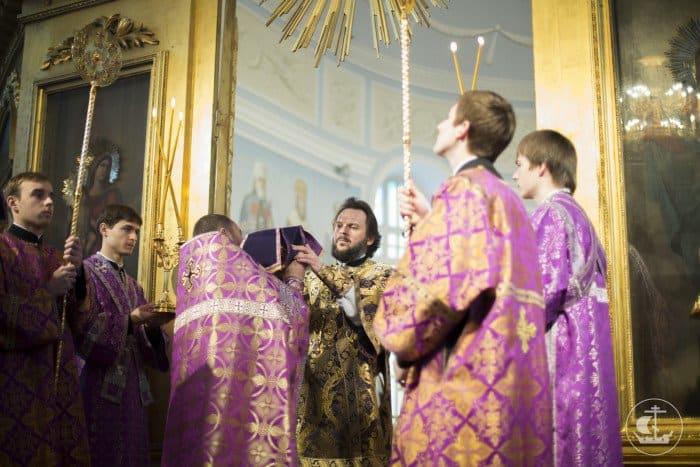 Фото Санкт-Петербургской Духовной академии