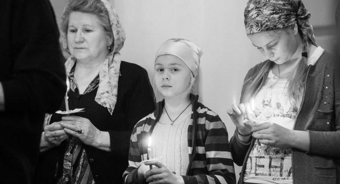 Соборование: таинство больных... и здоровых