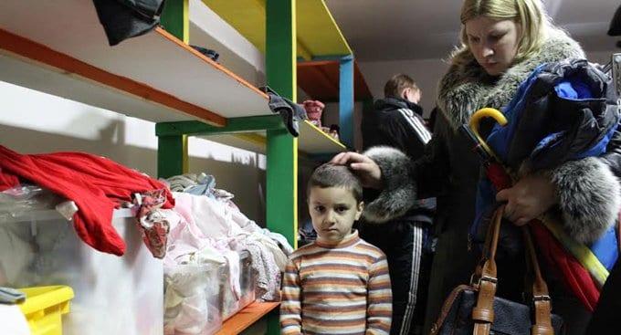 Церковь собрала в помощь мирным жителям Украины 97 миллионов рублей