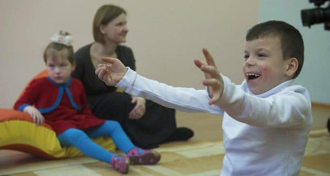 Первый негосударственный детдом открыл двери для тяжелобольных детей
