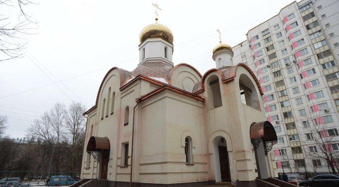 В Москве будет еще как минимум 50 новых храмов