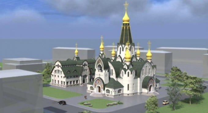 Первый столичный храм святого Саввы Сторожевского возведут на востоке