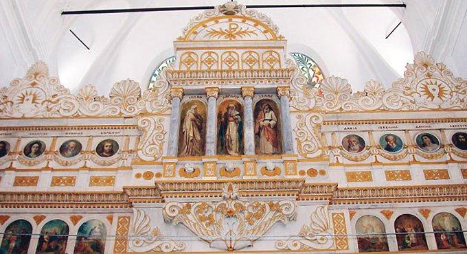 В Турции реставрировали мечеть, а нашли православный храм