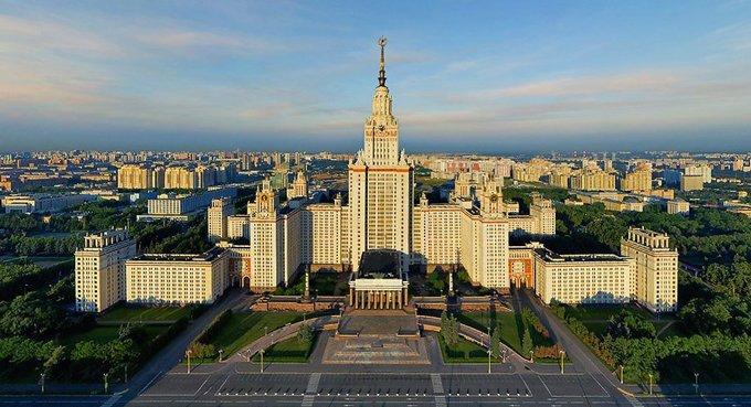 В сотню лучших вузов мира пробились два российских университета