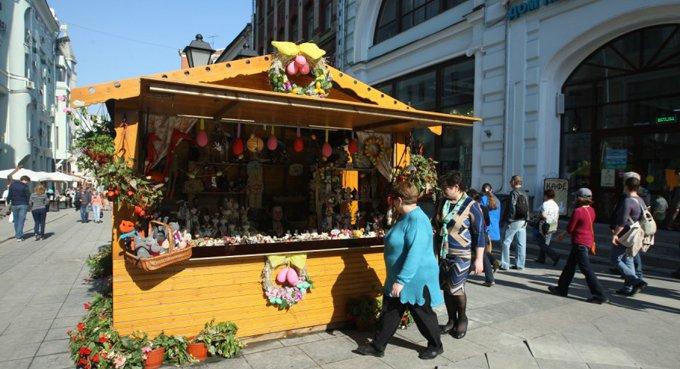 Пасху и День Победы в Москве отметят фестивалями