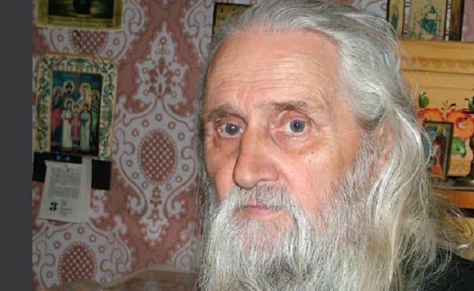виктор афанасьев монах лазарь