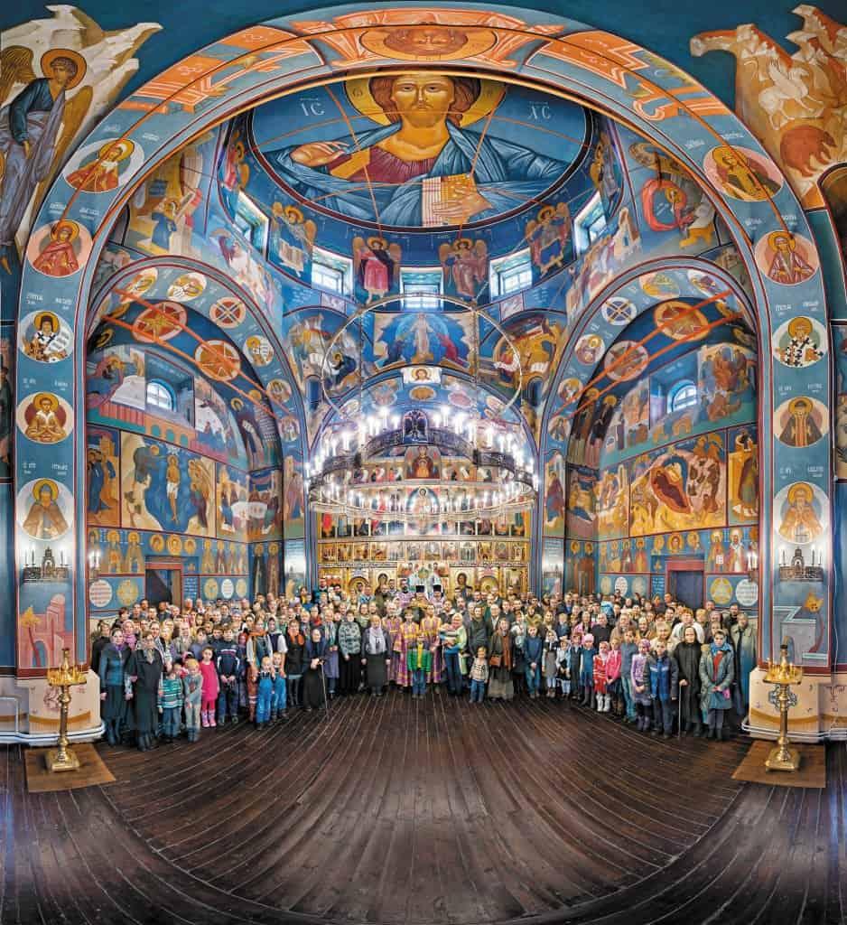 I. Закрытая в 1932 году, церковь Сошествия Святого Духа (поселок Первомайское, Москва) была возвращена Церкви лишь в 1991-м. Сегодня, спустя 23 года, при храме широко развита социальная деятельность; многочисленная паства участвует в этнографических, фольклорных, исторических фестивалях, организует молодежные встречи и беседы.