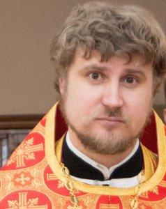 Священник Святослав Шевченко