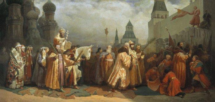 Шествие на осляти в подражание Христу