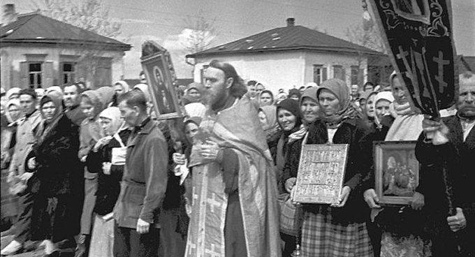 В годы войны в стране был всплеск религиозности, считают в Церкви