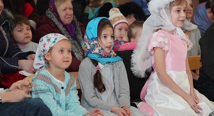 Детям беженцев устроят Пасхальный праздник