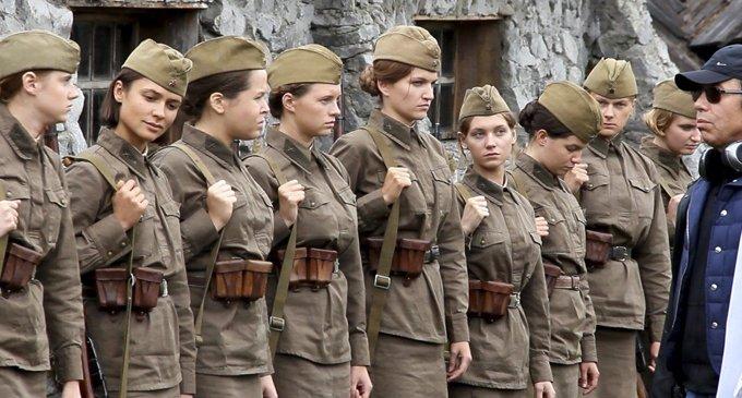 Новую версию «А зори здесь тихие» посвятили юбилею Победы