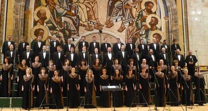 В столичном монастыре можно будет бесплатно послушать хор Мариинки