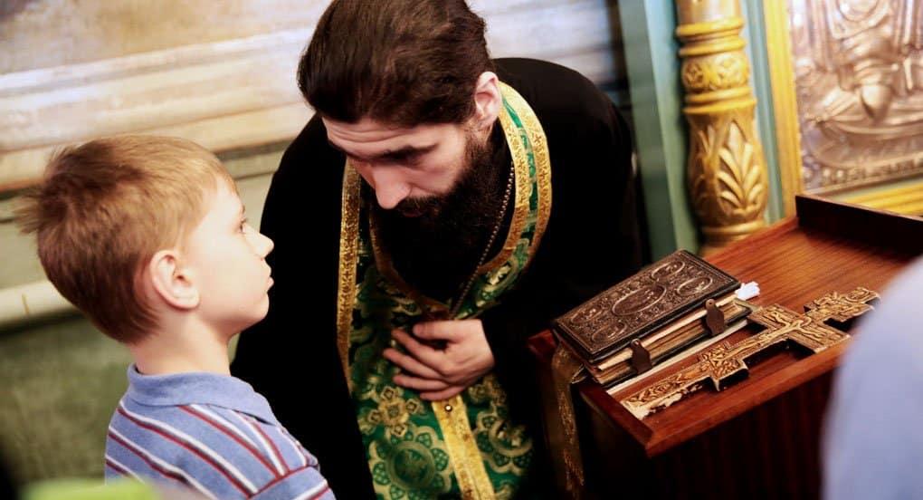 Детская Исповедь. Советы священника