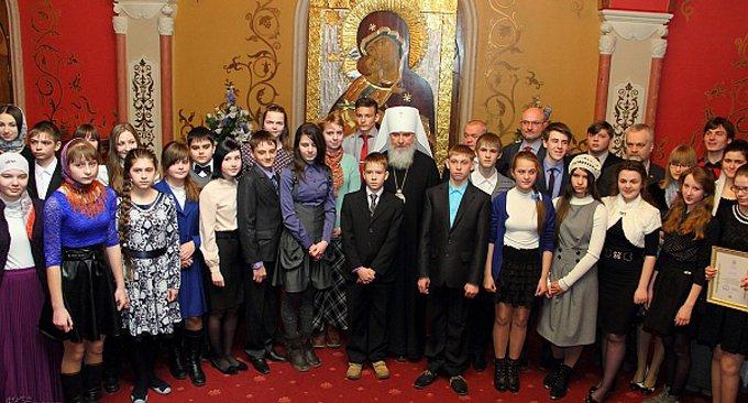 В Москве наградили лауреатов конкурса «Лето Господне»