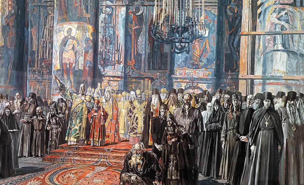 От Бога ли Советская власть?