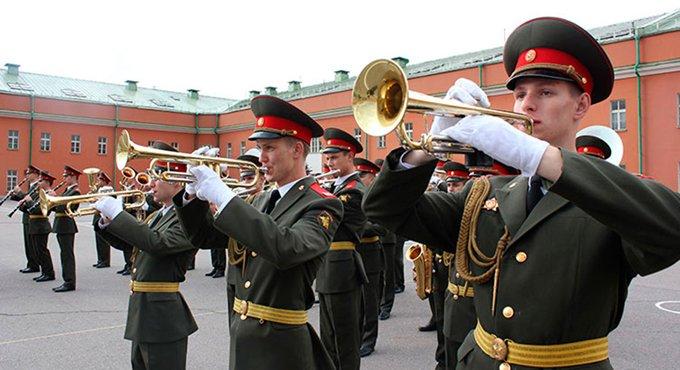 В столичном монастыре можно будет услышать оркестр Преображенского полка