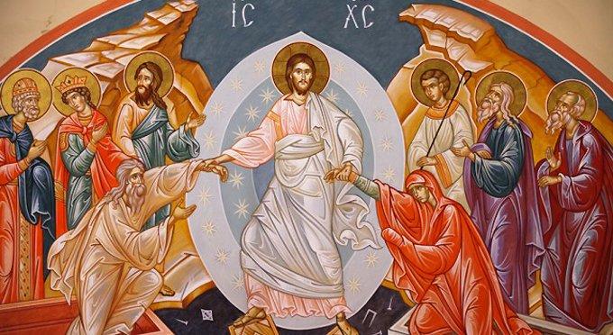 Православные празднуют Пасху, Светлое Христово Воскресение
