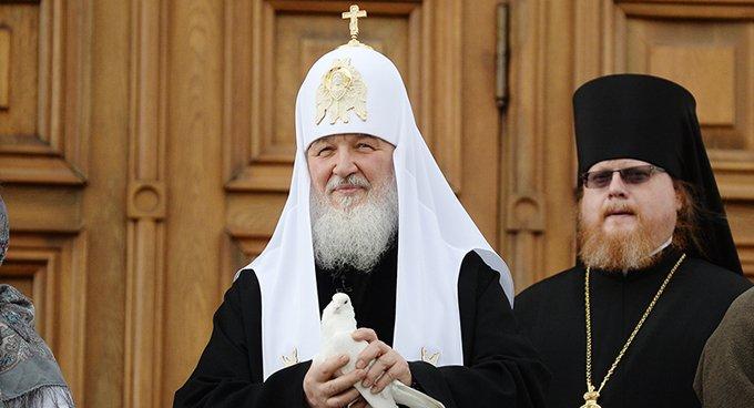 Человек должен приумножать тот дар, который вложил в него Бог, - патриарх Кирилл