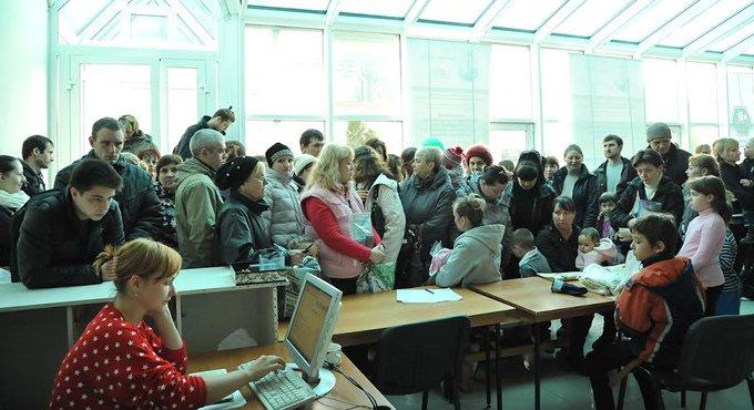 В Москве расскажут о том, как Церковь помогла беженцам Украины