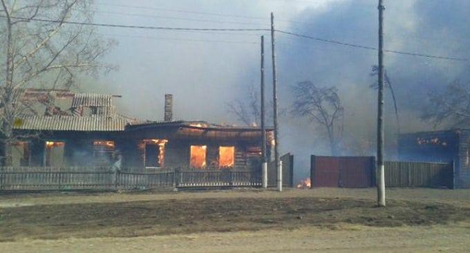 Храмы Хакасии собирают помощь для пострадавших от пожаров