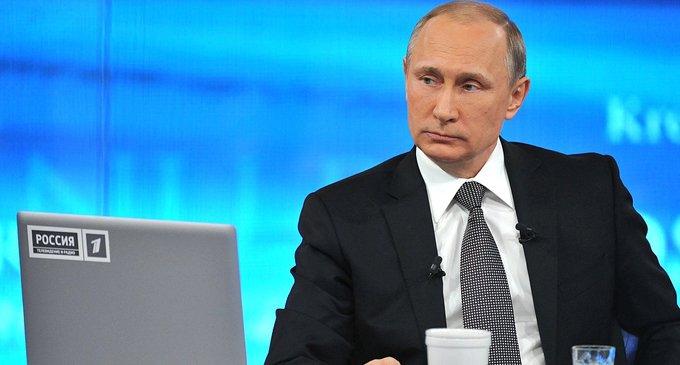 Пострадавшим от пожаров в Хакасии помогут материально, - Владимир Путин