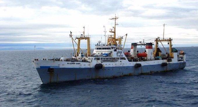 Патриарх Кирилл молится об упокоении людей, погибших в Охотском море