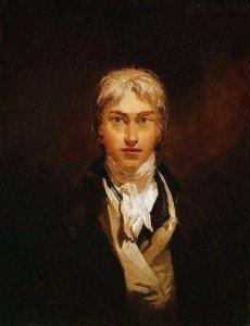 Уильям Тёрнер. Автопортрет. 1799
