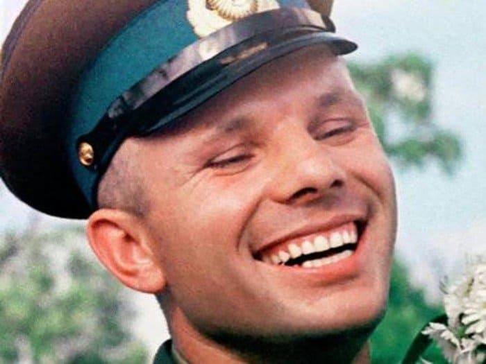 Юрий Гагарин, фото http://festival.1september.ru